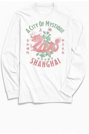 Urban Outfitters Travel Apparel Shanghai Long Sleeve Tee