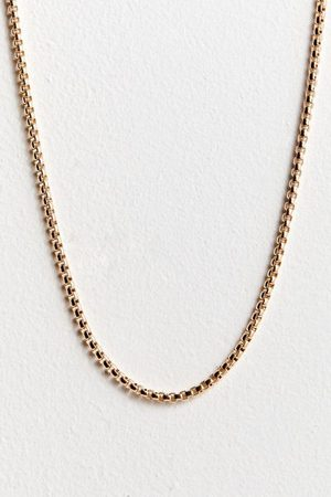 Urban Outfitters Matisse Link Chain Necklace
