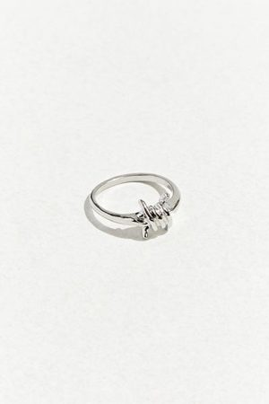 Urban Outfitters Barbed Wire Ring