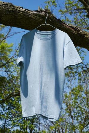 Urban Outfitters UO Recycled Cotton Crew Neck Tee