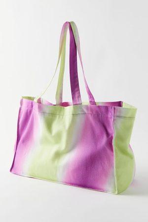 Hosbjerg Awa Tie-Dye Cotton Tote Bag