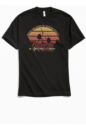 Urban Outfitters Adventure Time Watch And Learn Tee