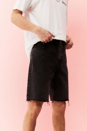 BDG Washed Relaxed Dad Fit Short