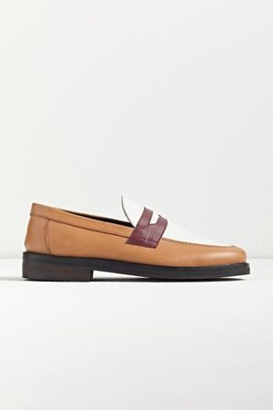 Urban Outfitters UO Leather Loafer