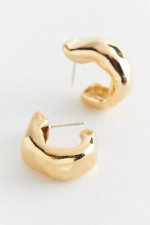 Oxbow Designs Serrano Hoop Earring