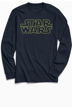 Urban Outfitters Star Wars Classic Logo Long Sleeve Tee