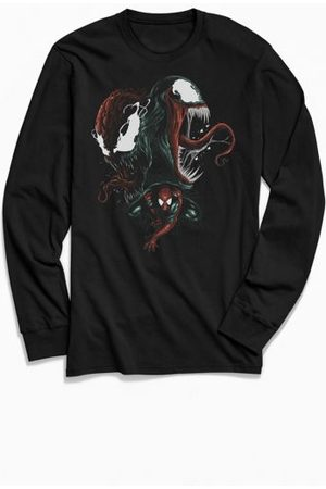 Urban Outfitters Venom Carnage Long Sleeve Tee
