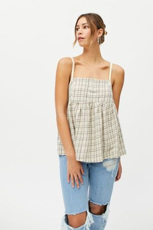 Urban Outfitters UO Alice Babydoll Tunic Top