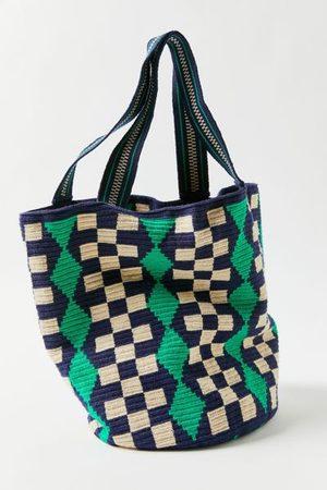 Guanabana Carassius Large Tote Bag