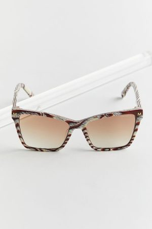 MACHETE Sally Square Sunglasses