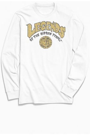 Urban Outfitters Legends Of The Hidden Temple Long Sleeve Tee