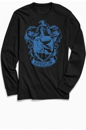 Urban Outfitters Harry Potter Ravenclaw Crest Long Sleeve Tee