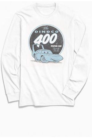 Urban Outfitters Cars The Dinoco 400 Long Sleeve Tee