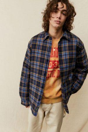 BDG Padded Shirt Jacket