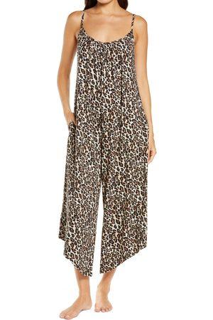 Socialite Women's Lounge Crop Jumpsuit