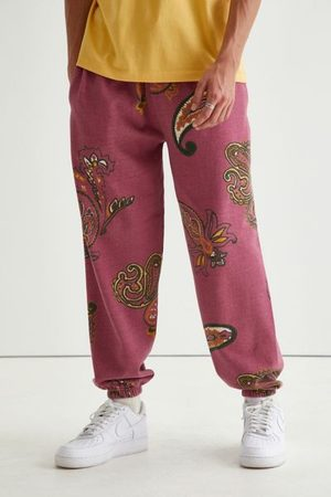 Urban Outfitters UO Exploded Paisley Print Sweatpant