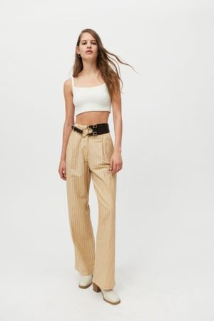 Motel Onfal High-Waisted Trouser Pant
