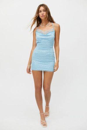 Dyspnea Paris Backless Mini Dress
