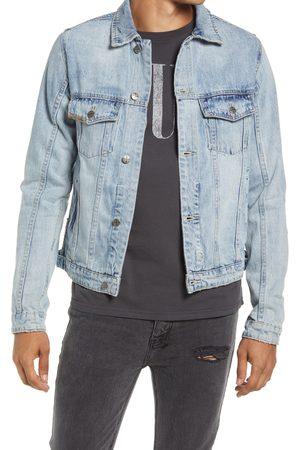Ksubi Men's Classic Kolor Stitch Denim Jacket