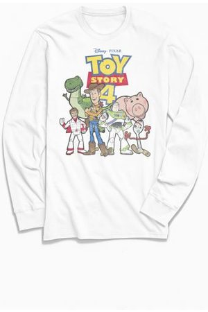 Urban Outfitters Men Long Sleeve - Toy Story 4 Long Sleeve Tee