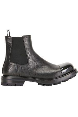 Alexander Mcqueen Punk boots