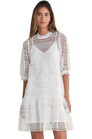 Salsa Lace 3/4 Sleeve Dress S