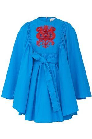 Patou Levelled mini dress