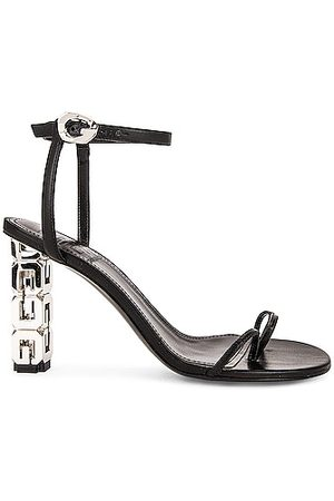Givenchy G Cube Trip-Toe Sandals in