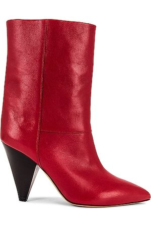Isabel Marant Locky Boot in