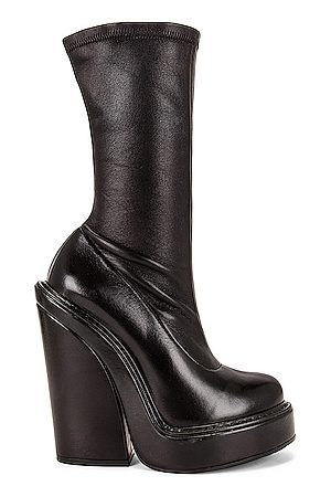 Givenchy Platform Boots in