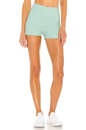 TWENTY MONTREAL 3D Active Shorts in Mint.