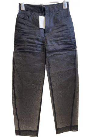 Totême Novara straight pants