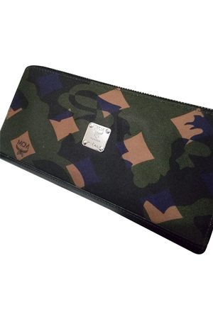 MCM Cloth small bag