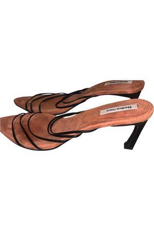 Reike Nen Leather sandal