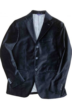 ELEVENTY Velvet vest