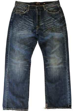 ED HARDY Straight jeans