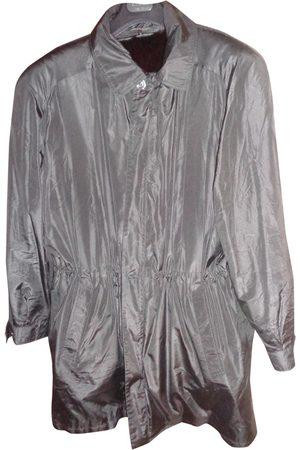 Zilli Men Trench Coats - Tweed trenchcoat