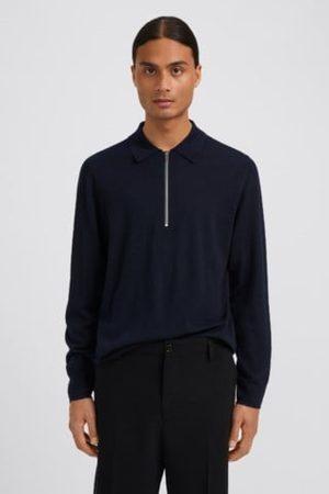 Filippa K Men Polo Shirts - Shawn Zip Polo Shirt