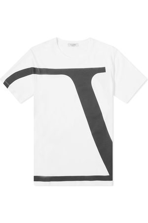 VALENTINO Men T-shirts - Go Logo Tee