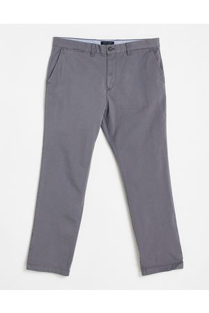 Tommy Hilfiger Custom tailored stretch pants-Grey