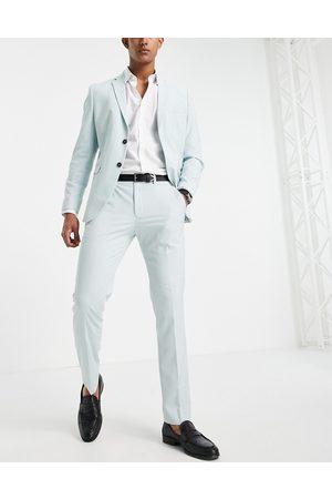 SELECTED Men Skinny Pants - Slim fit suit pants in