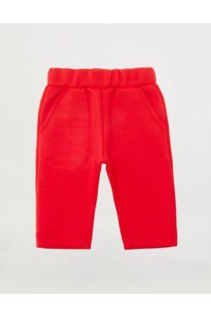FERRARI Sweatpants - Infant stretch double-face fleece joggers