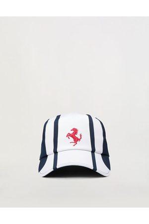 FERRARI Kids' livery baseball hat with Prancing Horse