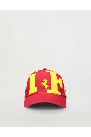 FERRARI Kids' baseball hat with logo