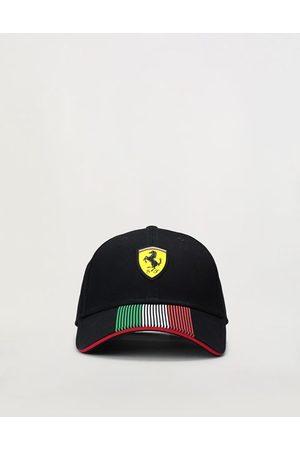 FERRARI STORE Kids' Italian flag baseball hat