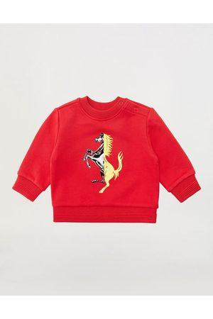 FERRARI Sweatshirts - Infant two-tone Prancing Horse sweatshirt