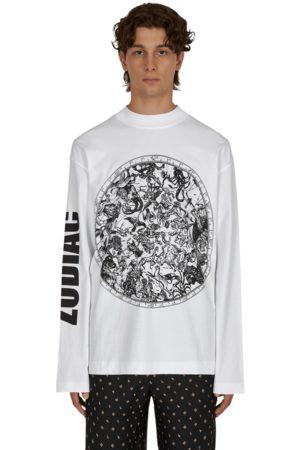 DRIES VAN NOTEN Heger zodiac long sleeve t-shirt S