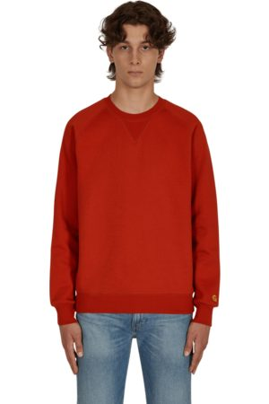 Carhartt Chase crewneck sweatshirt COPPERTON / S