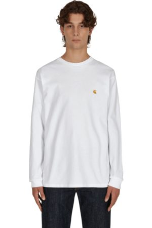 Carhartt Wip Longsleeve chase t-shirt / S