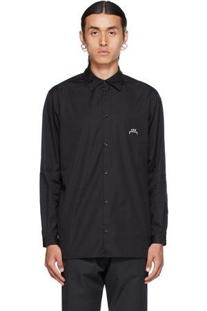 A-cold-wall* Shoulder Panel Shirt